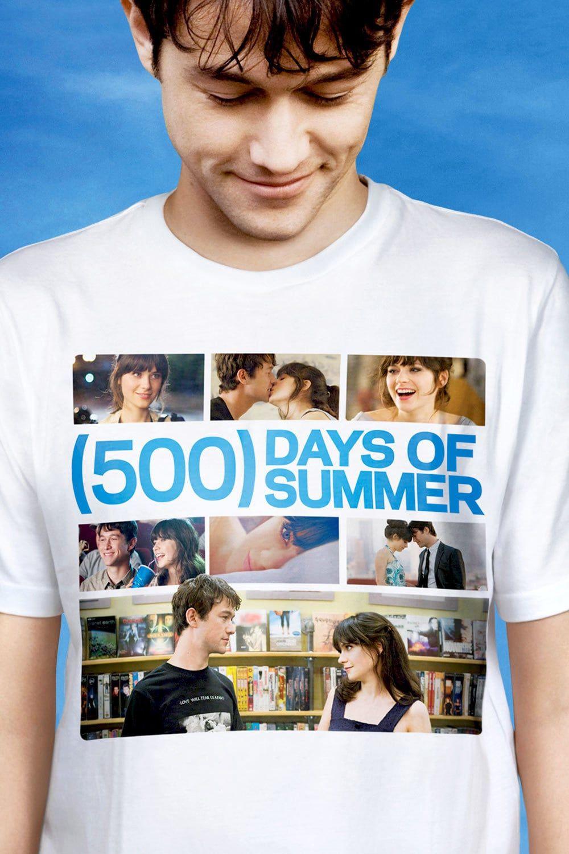 500 Days Of Summer Movie Poster Poster Bestposter Fullhd