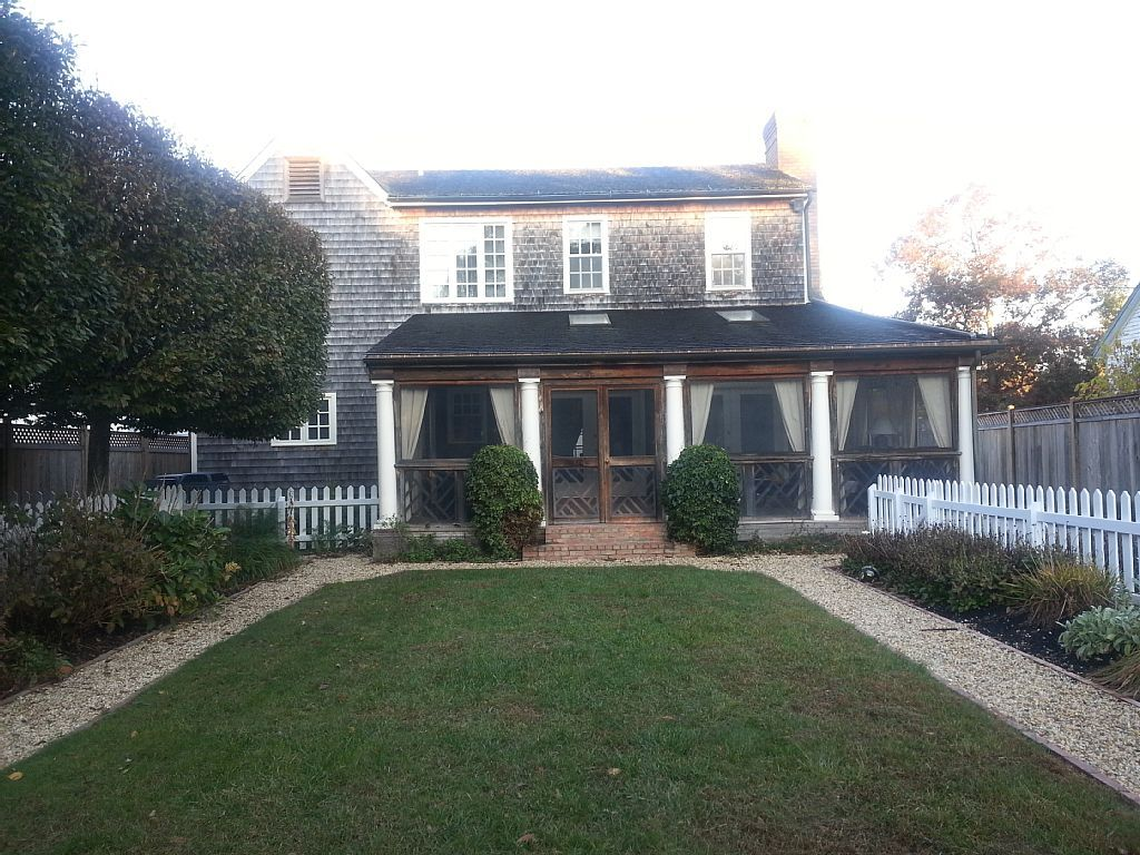 House vacation rental in historic district lewes de usa