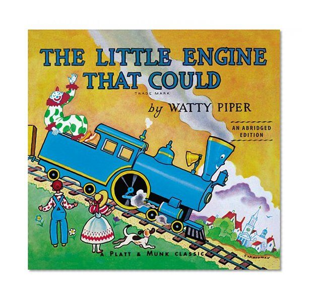 The Little Engine That Could (Little Letters Edition)/Watty Piper