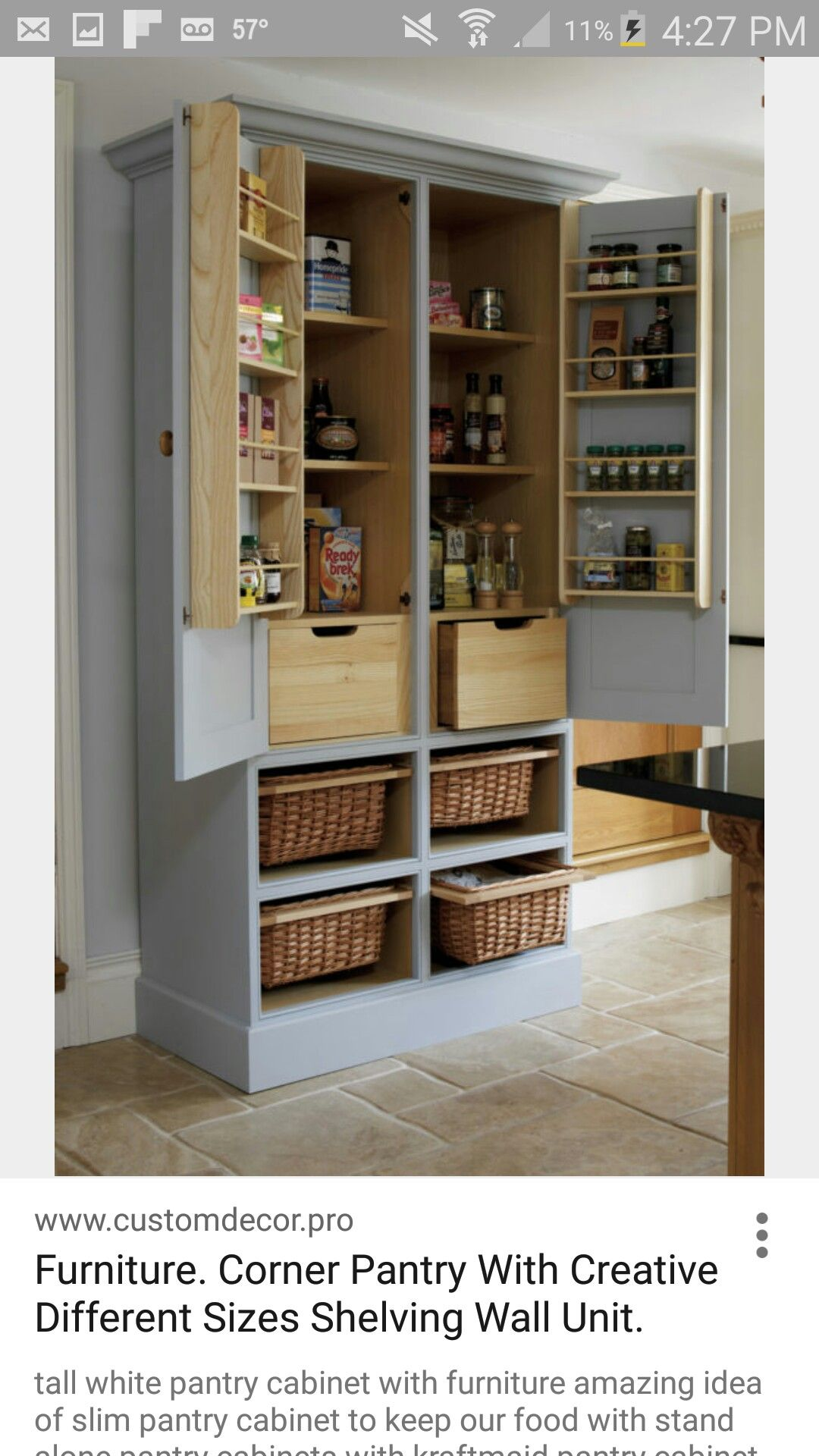 Buy a cabinet or build one? | Free standing kitchen pantry ... Pantry Ideas Kitchen Cabinets Wholesale on kitchen cabinet doors wholesale, kitchen islands wholesale, bathroom cabinets wholesale, storage cabinets wholesale, kitchen pantry furniture, kitchen chairs wholesale,
