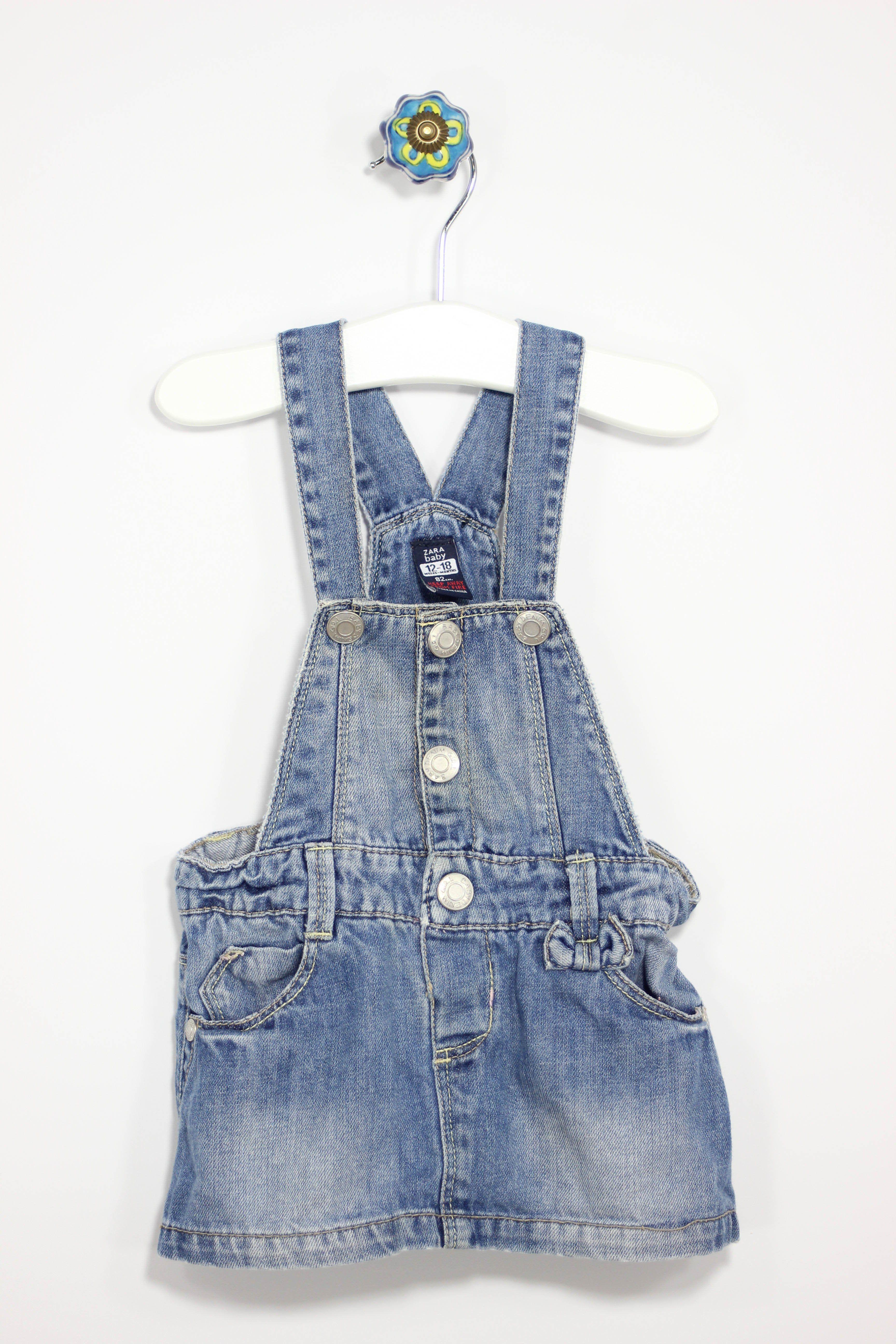 5c5cf0d3e9 Zara Baby Size 12-18M Skirt Overall