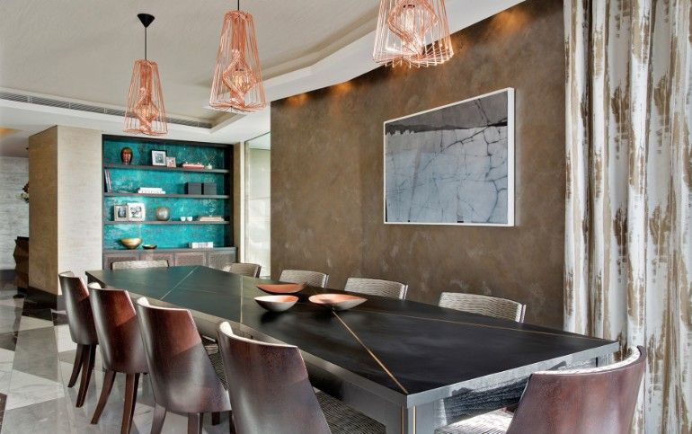 The Most Beautiful Dining Room Ideas By Rene Dekker To Inspire You | Dining Room Design. Dining Room Decor. #diningroomideas #diningroomdecor #diningroomdesign Read more: http://diningroomideas.eu/beautiful-dining-room-ideas-rene-dekker-inspire/