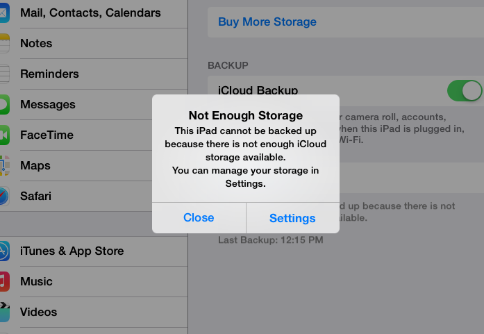 What To Do When Your iCloud Storage Gets Full | Helpful Tips