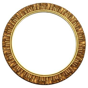 Check out this item at One Kings Lane! Italian Giltwood Sunburst Mirror