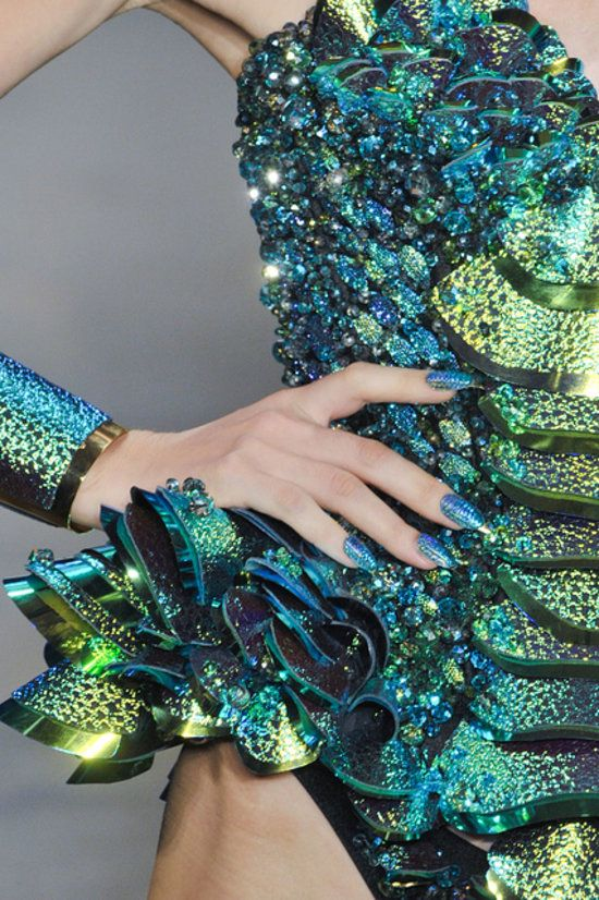 New York: The Blonds Spring 2014   The House of Beccaria~