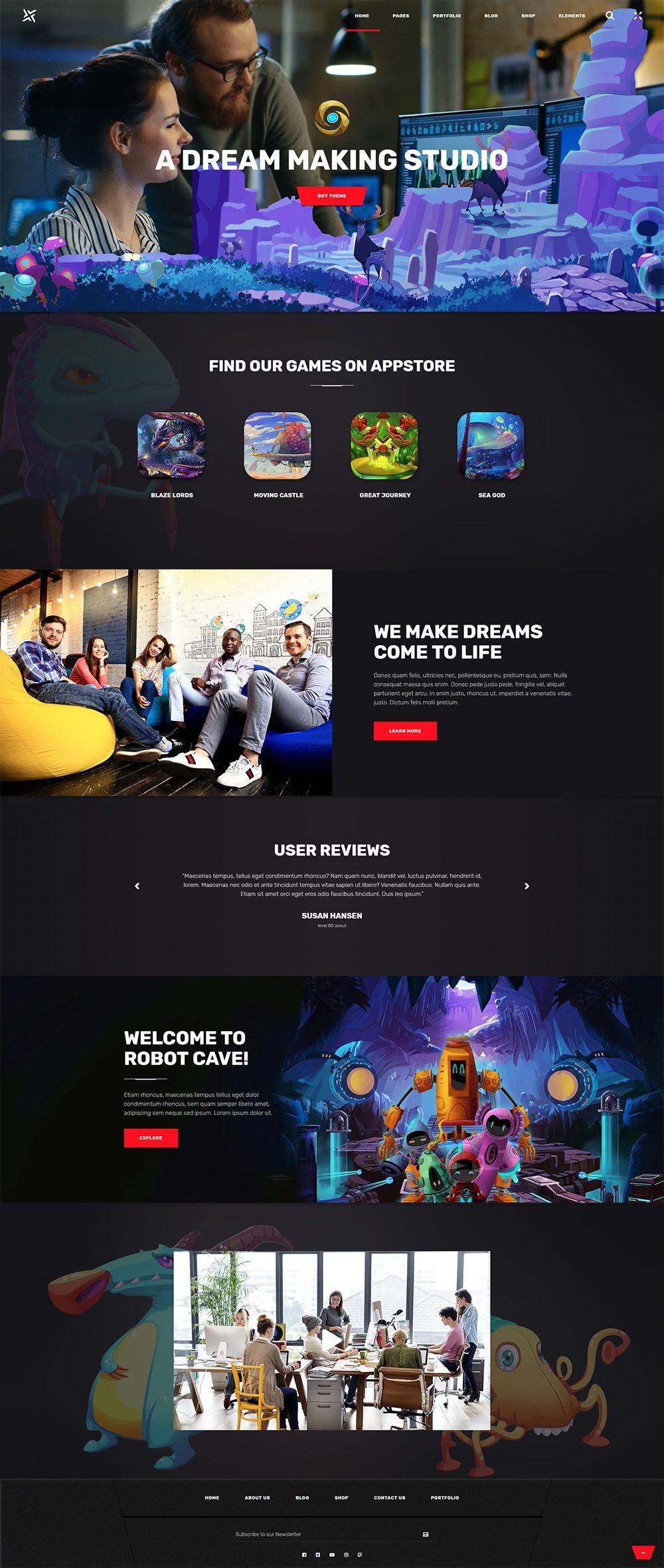 Development Studio | PlayerX - A High-powered WordPress