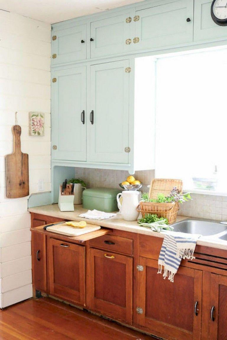 36 Stunning Design Vintage Kitchens Ideas Remodel Kitchendesign Kitchenideas Kitchenremodel