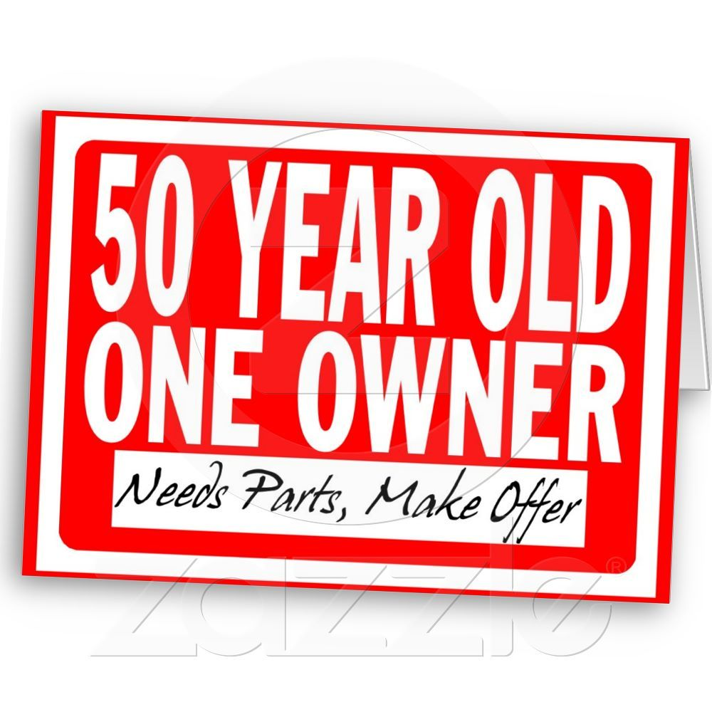 50 year old birthday card from zazzle gift ideas pinterest 50 year old birthday card from zazzle m4hsunfo Gallery