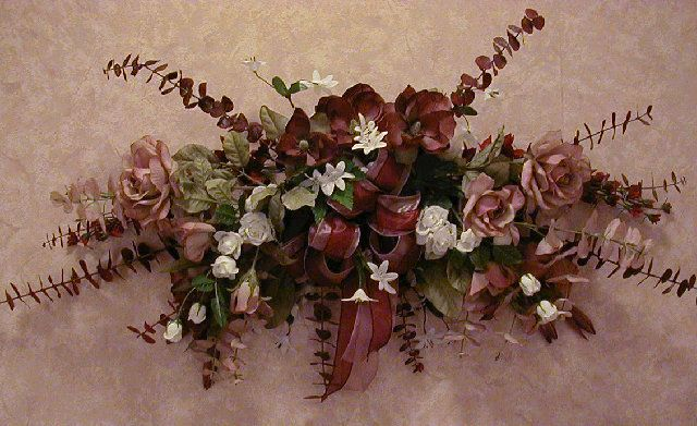 Floral swag designs silk flowers silk floral arrangements wall floral swag designs silk flowers silk floral arrangements wall hangings baskets mightylinksfo