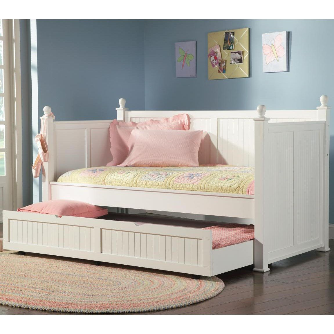 Coaster Furniture 300026 Classic Twin Daybed with Trundle