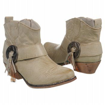 Big Buddha West Boots (Natural Paris) - Women's Boots - 6.5 M