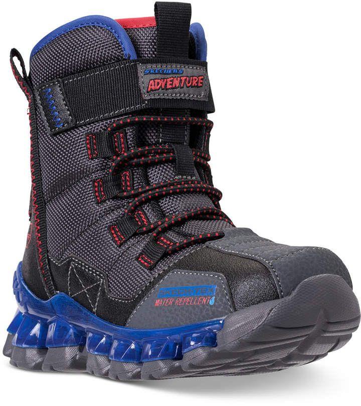 skechers boots kids