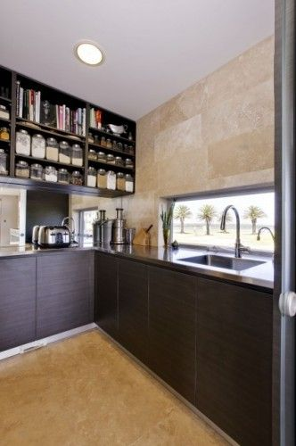 Awesome Modern Scullery Pantry Design