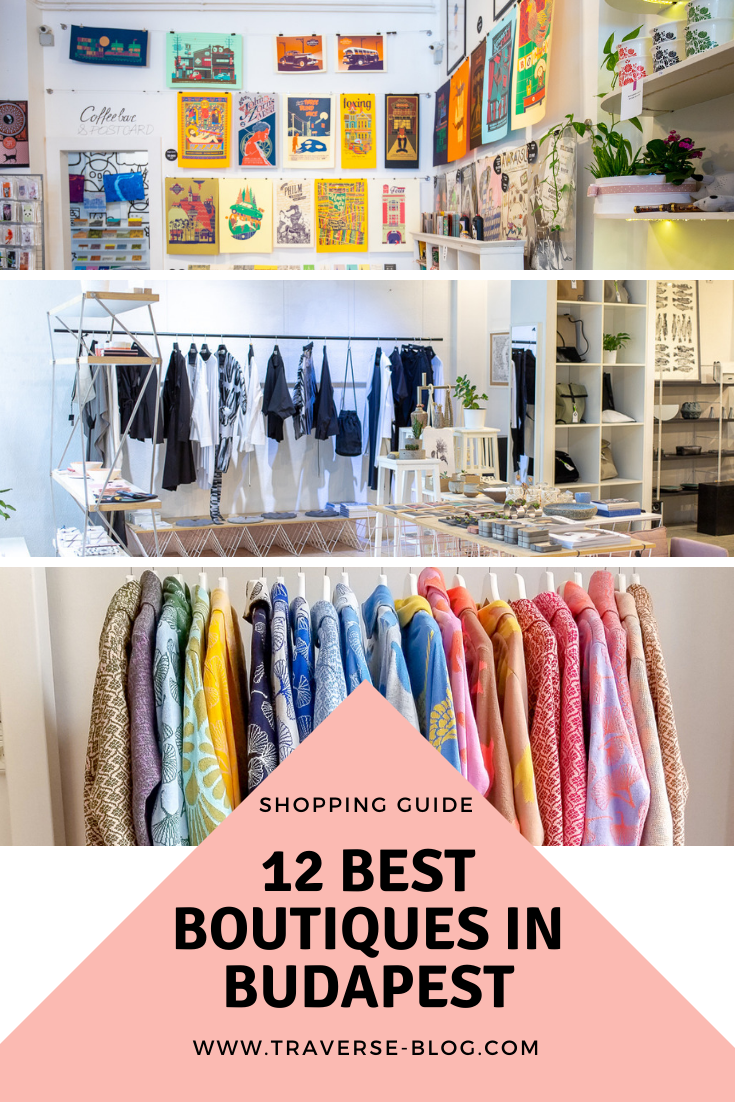 Budapest Shopping Guide 12 Best Independent Boutiques You Can T Miss In 2020 Budapest Shopping Guide Shopping