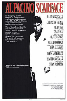 Scarface - One of the best movies!