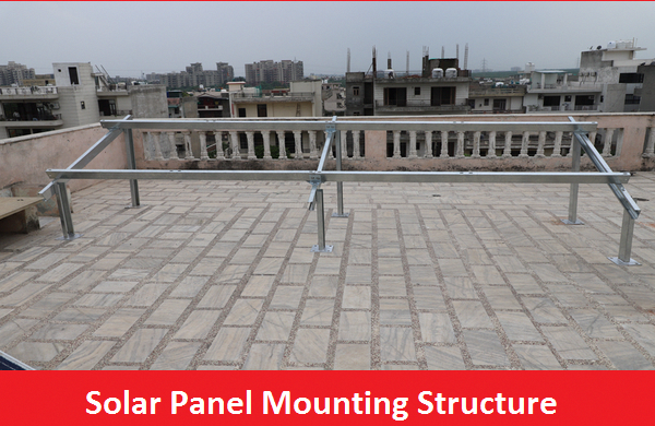 Solar Panel Mounting Structure Solar Panel Mounting Structure Solar Panel Stand For Installing Solar Panels From 100 In 2020 Solar Panels Best Solar Panels Solar