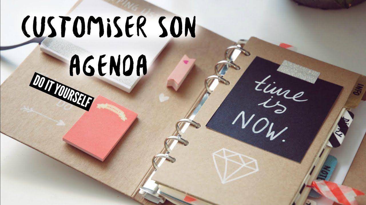 En haut DIY BACK TO SCHOOL // Customiser son AGENDA | Alteres &SP_19