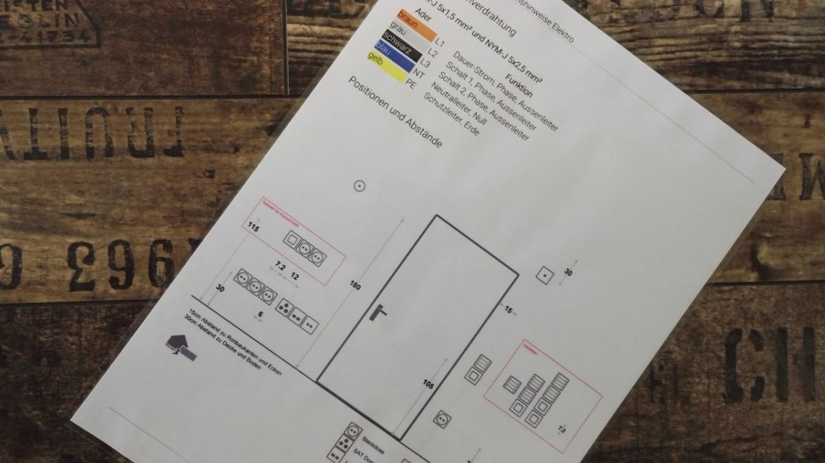 Installationsbereiche Fur Knx Tastsensoren Und Steckdosen In 2020 Steckdosen Elektroinstallation Werkzeugkasten