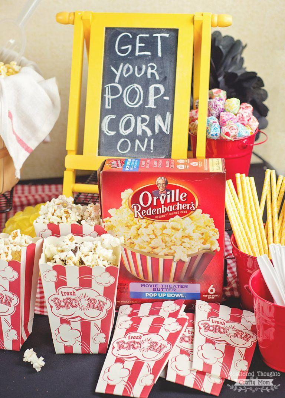 How to set up the best diy popcorn bar diy popcorn bar