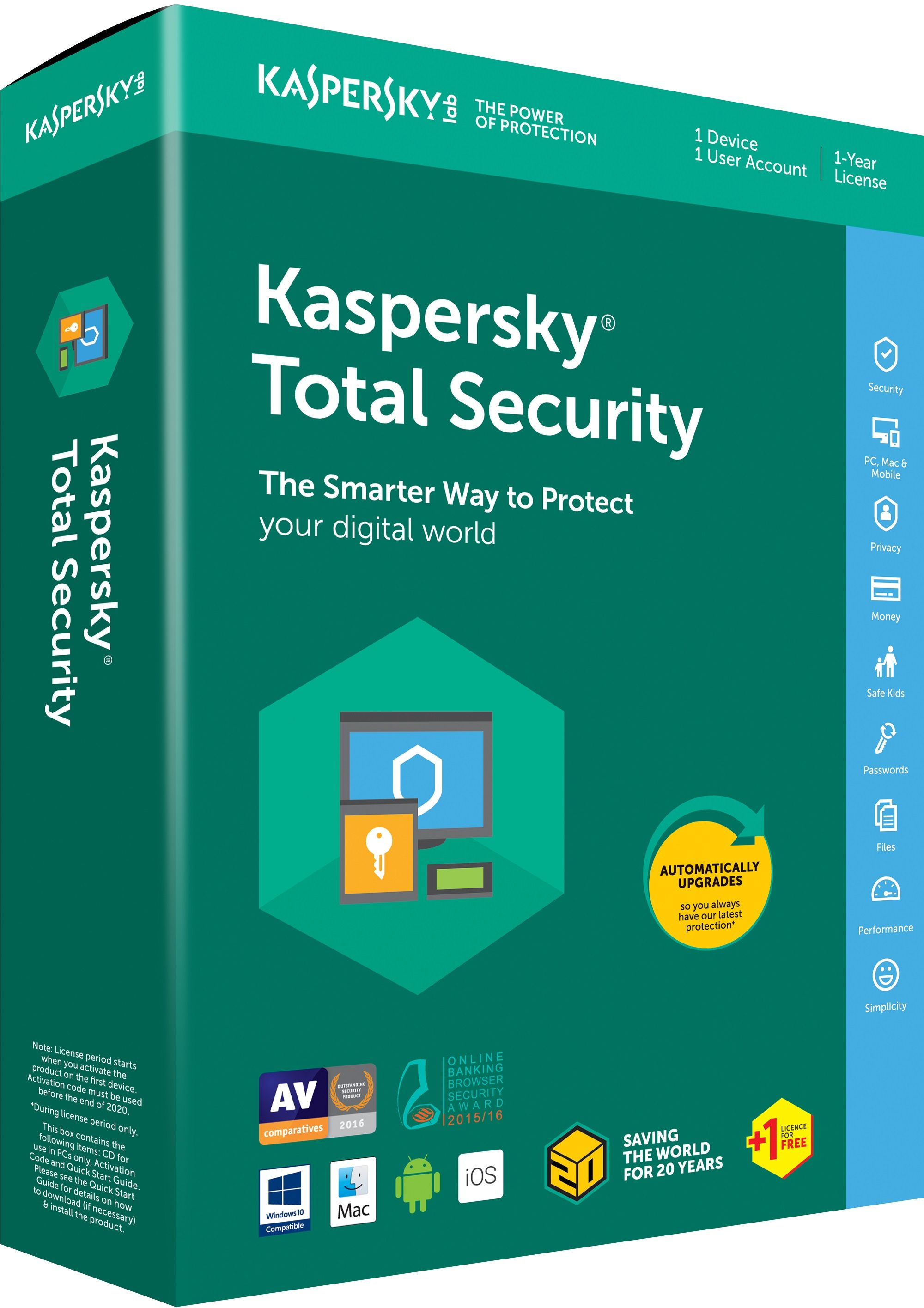 Kaspersky Lab Introduces Next Generation Consumer Lineup