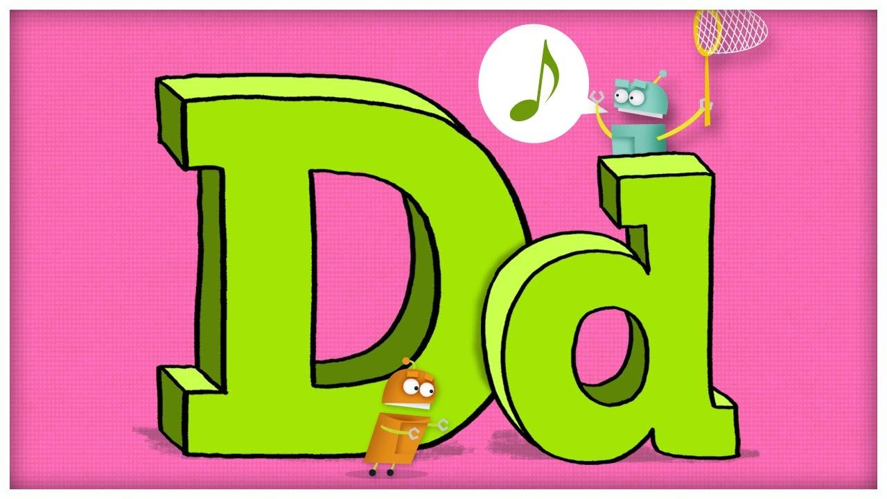 ABC Song: The Letter D, \