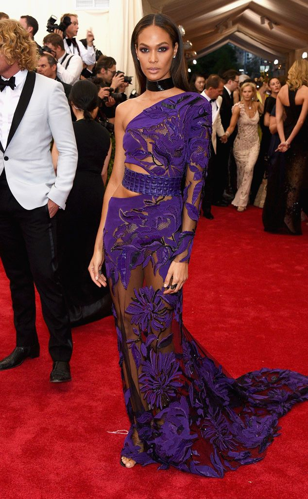 Joan Smalls from Best Accessories at the 2015 Met Gala
