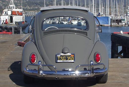 The original beach car!