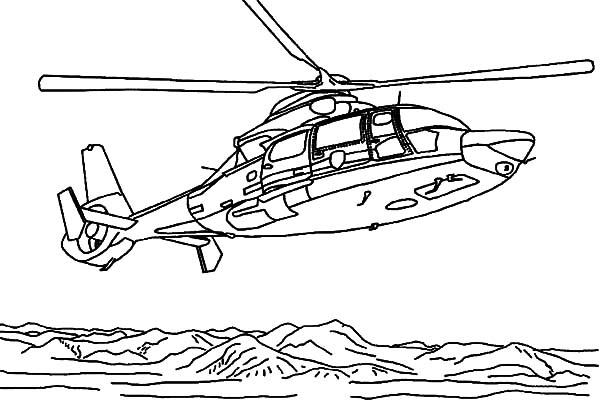Helicopter Rescue Saving People At Sea Coloring Pages Coloring Sun Coloring Pages Helicopter Airplane Drawing