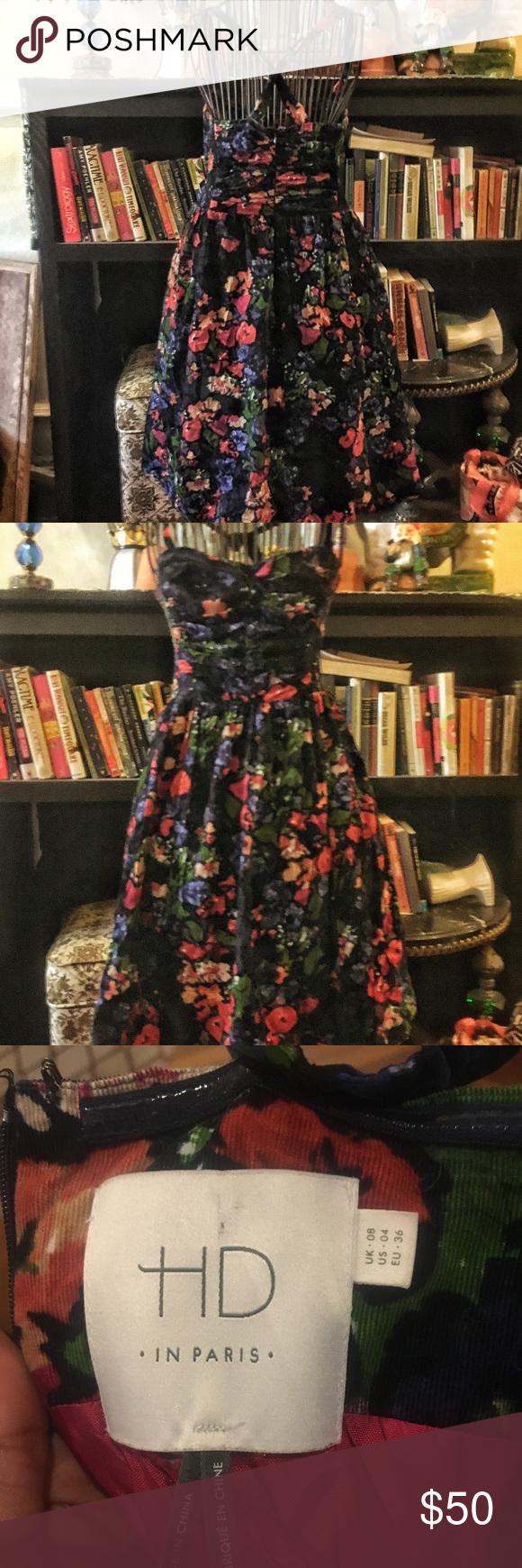Floral anthropologie hd in paris dress paris dresses