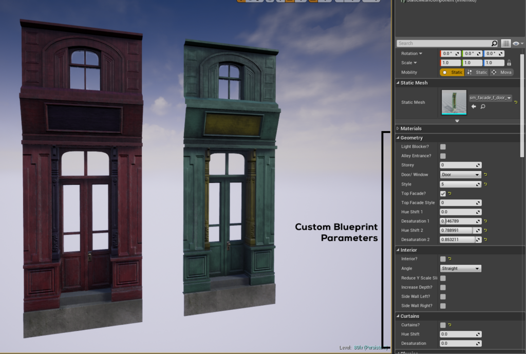 Building victorian street of epic proportions in ue4 unreal engine building victorian street of epic proportions in ue4 malvernweather Choice Image