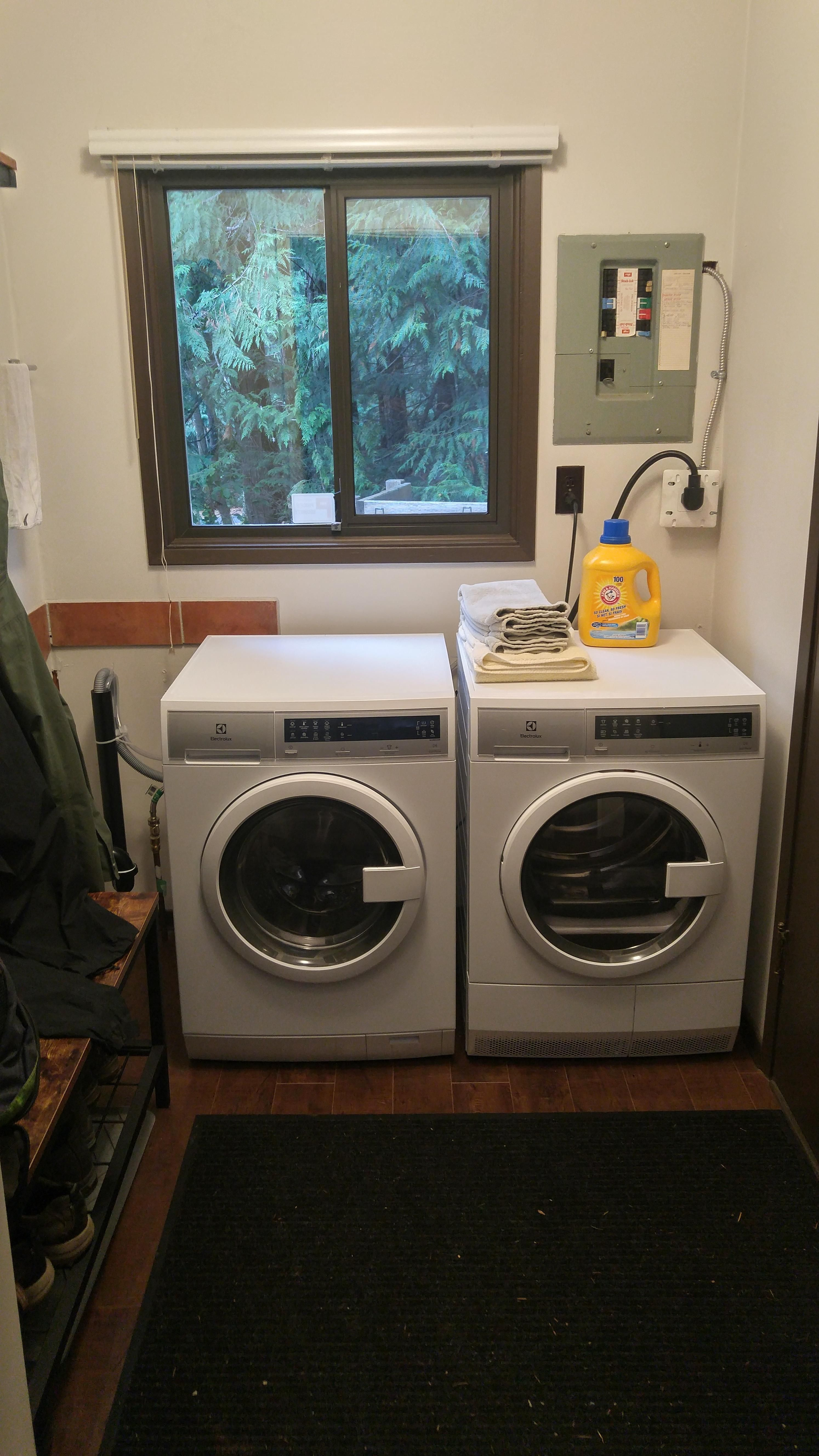 Laundry room/ entry room too cramped? http://imgur.com/gallery