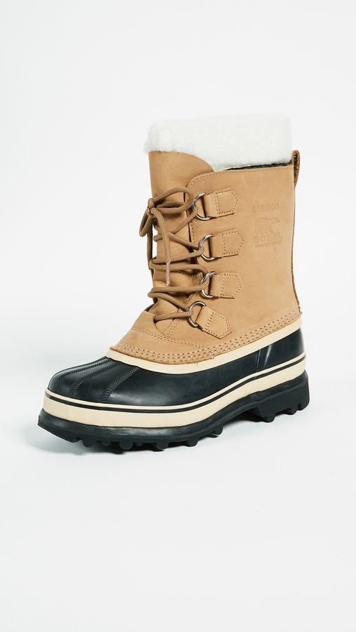 Sorel Caribou Boots (aff link)