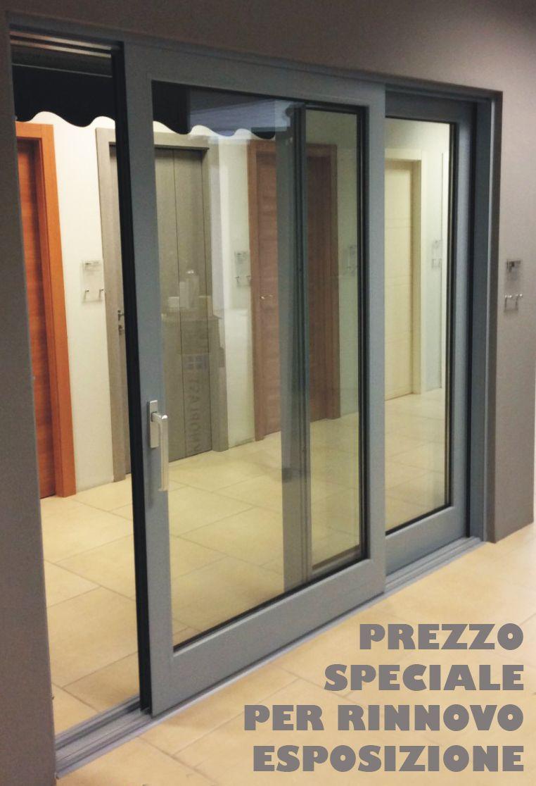 Pin di atres living serramenti su vendita infissi online in offerta per rinnovo esposizioni - Serranda porta finestra ...