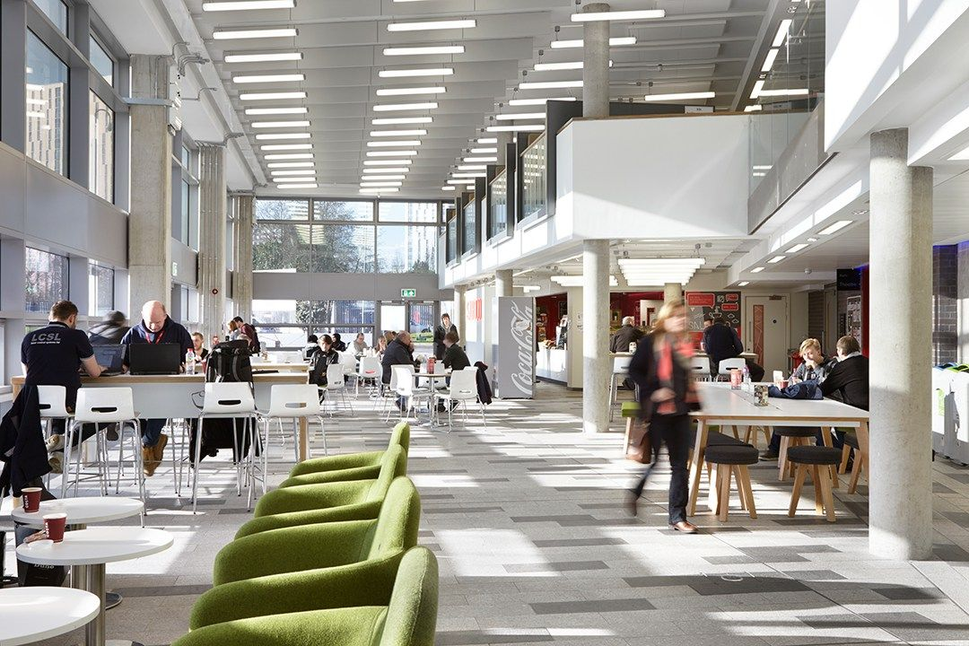 The New Adelphi Building University Of Salford Architecture
