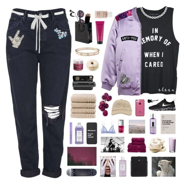 """""""macey's clothing competition"""" by nanarachel ❤ liked on Polyvore featuring Alexander McQueen, Topshop, H&M, Williams-Sonoma, Polaroid, Christy, Sara Happ, Korres, Case-Mate and Christian Dior"""