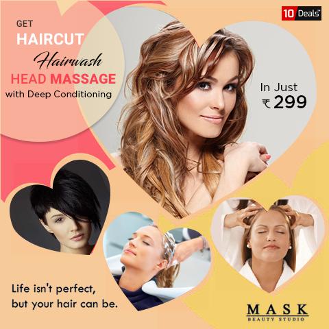 10deals Exclusive Haircut Deals Get Haircut Head Wash Head