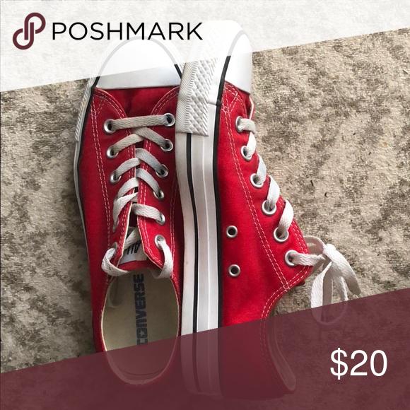 Converse shoes-women's size 9