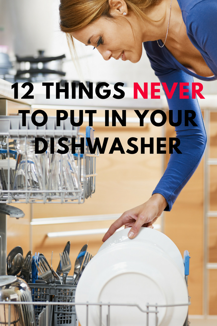 12 Things Never To Put In Your Dishwasher Bleach In Dishwasher Dishwasher Dishwasher Detergent