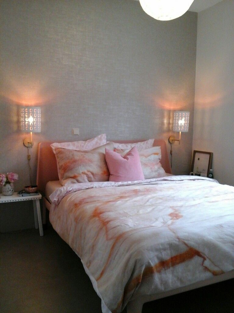 Small Bedroom Pale Pink Feng Shui Auping Essential