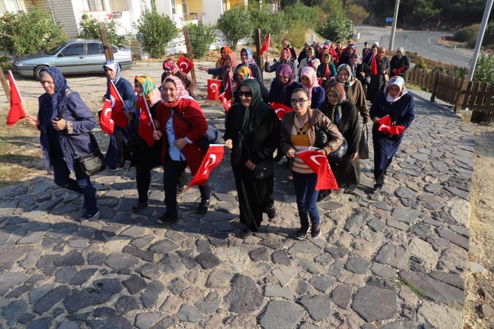 Kultur Turlari Baskan Tosun Un Talimati Ile Yeniden Basladi Onbasi Canakkale Kultur Tur Bandirma Tosun Kultur Baskanlar Tv
