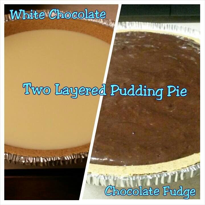 Another pudding pie