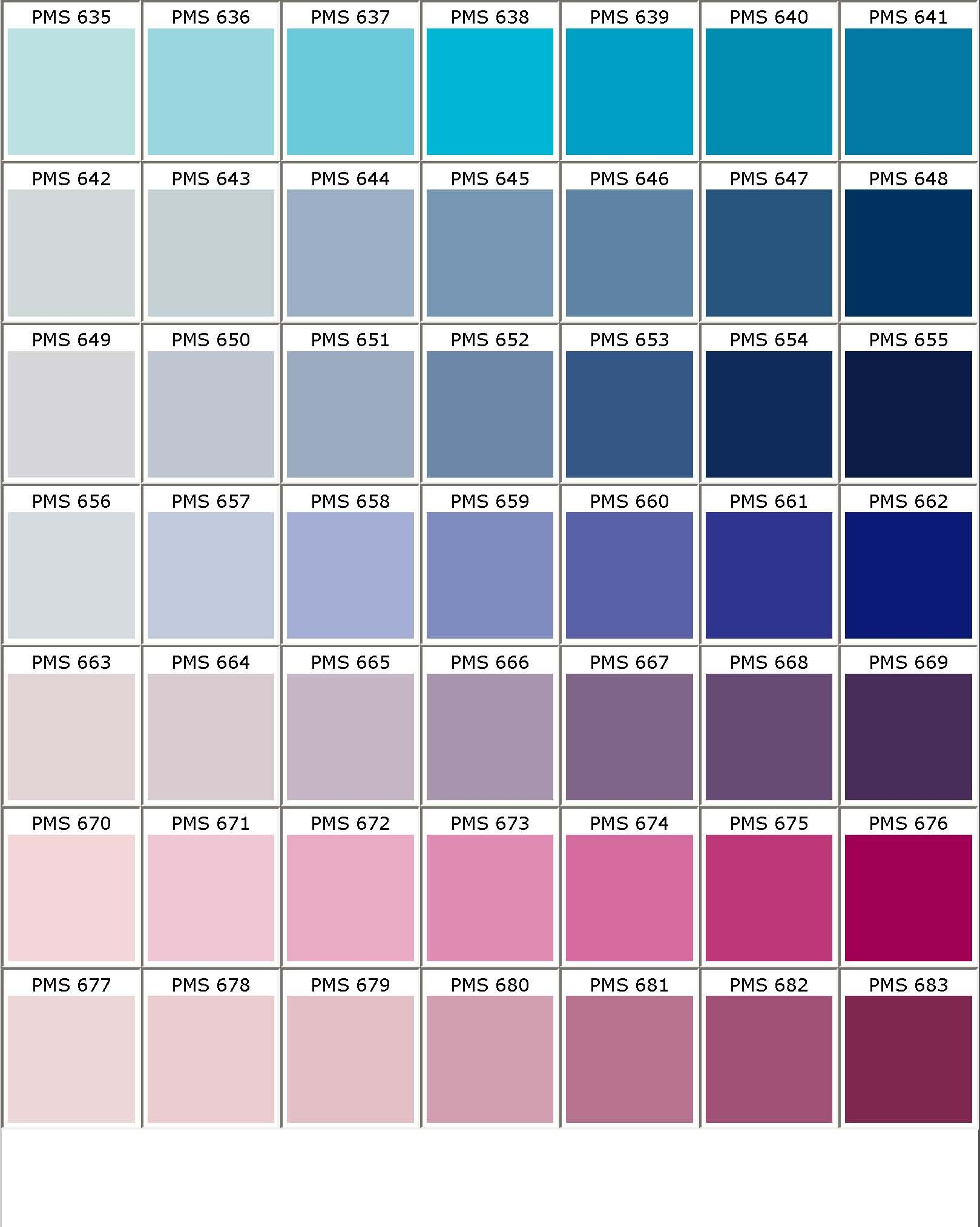 Color chart jm trading pvt ltd blue pink yellow for Dark blue color chart