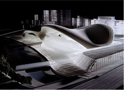 zaha hadid interview - in 2004 hadid became the first female recipient of the pritzker architecture prize