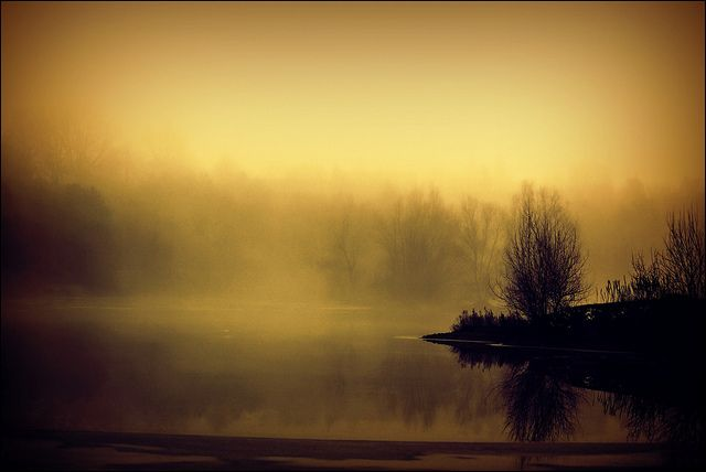 foggy water | Flickr - Photo Sharing!
