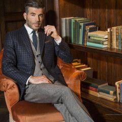 DUCHAMP Fall Winter-2015 Otoño Invierno #Menswear #Trends #Tendencias #Moda Hombre