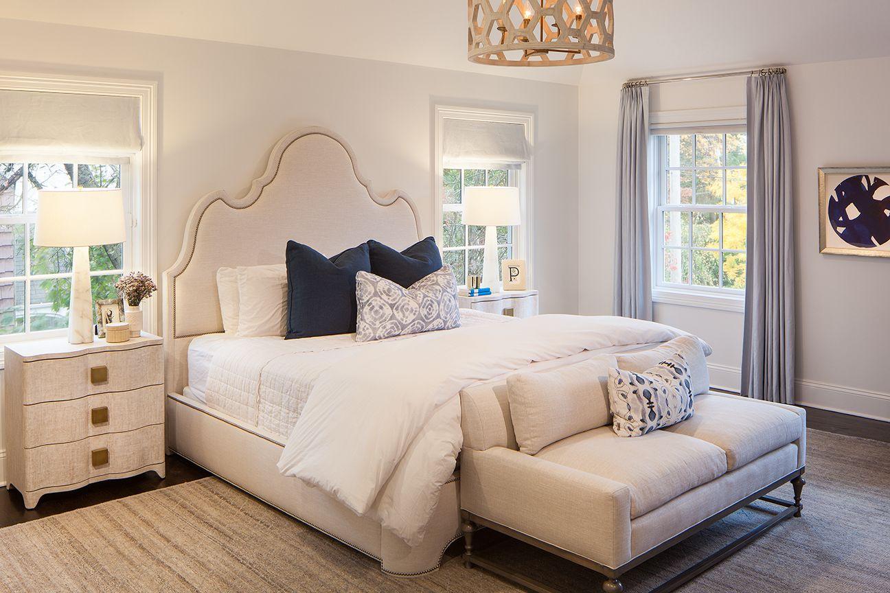 Multiple Bedroom Windows And Window Treatments Bedroom Window