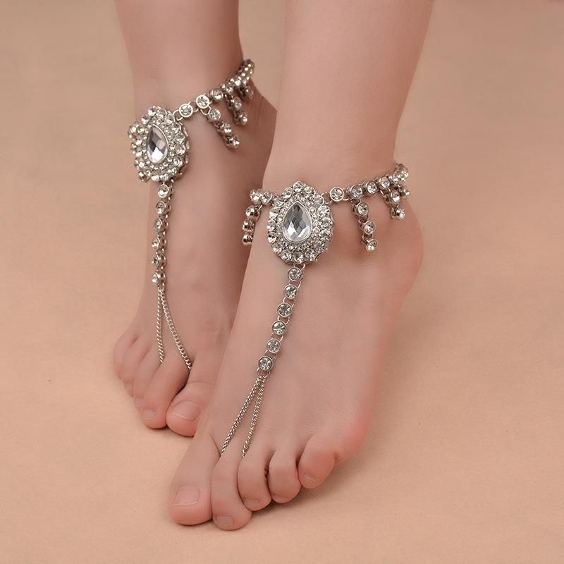 Item Type Anklets Fine Or Fashion Fashion Length As Photo