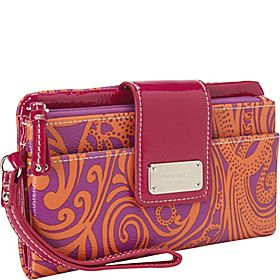 8af2a94b22eaf Nine West Handbags Cant Stop Shopper Wallet - Electric Magenta - via  eBags.com!