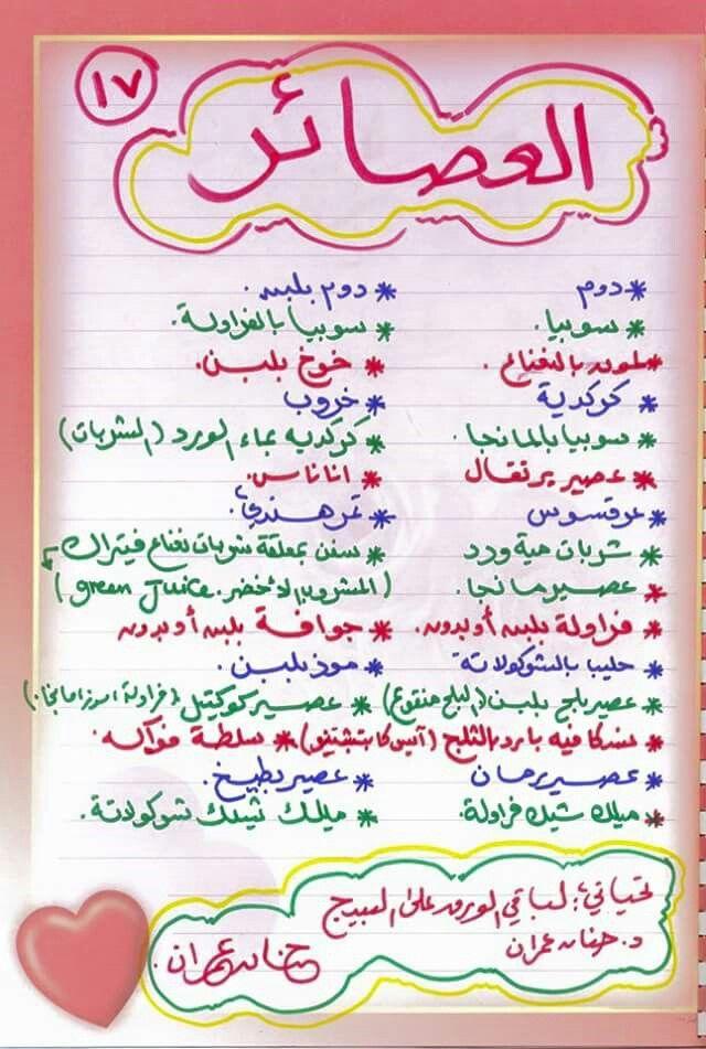 Pin By Magda Darwish On Ramadan Ramadan Recipes Arabic Food Food Info