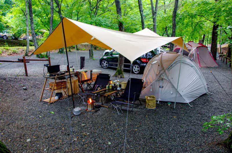 ボード キャンプスタイル のピン